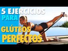 ligas para ejercicio marti pompis bonitas con 5 ejercicios rutina con ligas de resistencia