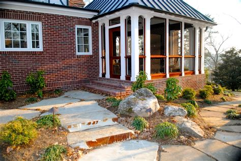 covered porch addition beaver home builders
