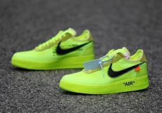 off white nike air force 1 low volt white nike air 1 low black volt info sneakernews