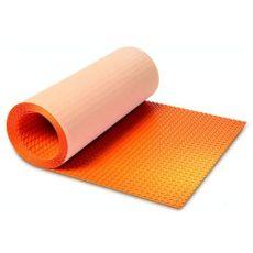 duraceramic underlayment installation schluter ditra heat waterproof membrane 134 5 sf roll efloors