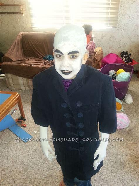 nosferatu scary homemade 6 year vire costume