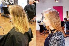 haare abmattieren friseur die gro 223 e zauberrei blond gelbstich nach blondieren oder hellerf 228 rben der haarchitektur