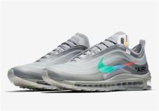 air max 97 per off white menta white nike air max 97 menta aj4585 101 sneakernews