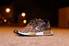 sneakersnbonsai envisions a supreme x louis vuitton adidas nmd r1 custom kicks - Supreme Nmd Lv