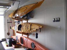 hang kayak in garage kayak addiction start kayaking