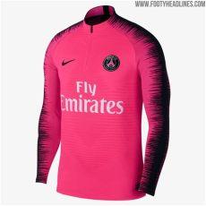 new nike style pink psg 2019 kit released footy headlines - Nike Psg Training Kit