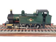 live steam engine kits for sale 4 3 4 or 5 simplex steam locomotive kit sold golden horseshoe live steamers