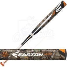 easton realtree asa 2015 easton mako realtree slowpitch softball bat end loaded sp15mka