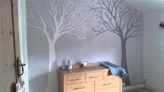 tree wall mural for bedroom - Bedroom Wall Murals For Adults