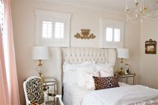 light pink and gold bedroom ideas pink and gold s bedroom makeover randi garrett design