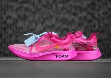 off white x nike zoom fly sp pink black white nike zoom fly sp black pink release info sneakernews
