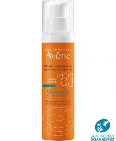 avene cleanance sunscreen spf 50 high protection cleanance spf 50 eau thermale av 232 ne