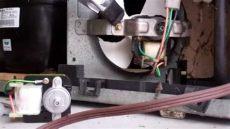 refrigerador mabe no arranca compresor ventilador compresor refrigerador hace como rata