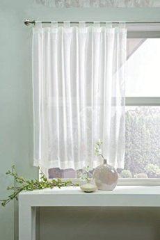 cortinas de cocina vianney 2018 cortina de cocina translucidas beige d vianney 199 00 en mercado libre