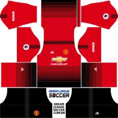 dls 19 kits kuchalana manchester united kit manchester united 2018 2019 league soccer kit url 512 215 512