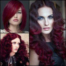 elumen farben mischen hair color inspiration and formulation magenta magenta haar haarfarben haarfarben formeln