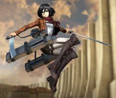 attack on titan 2 character list and screenshots released - Attack On Titan Characters Wallpaper