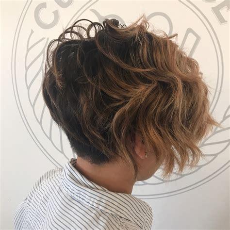 20 hottest short wavy hairstyles trending 2018