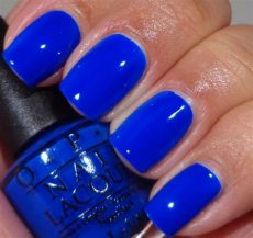 opi blue colors opi neon revolution minis of and lacquer