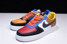 air force 1 different colours nike air 1 upstep quot tri color quot colorful 596728 105 sole look
