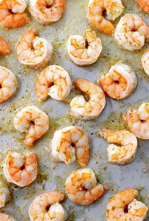 easy ginger lime roasted shrimp recipe wears hats