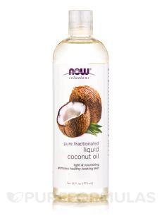 now solutions now 174 solutions liquid coconut 16 fl oz 473 ml