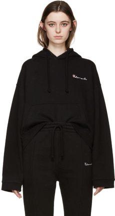 vetements black logo polizei hoodie - Vetements Polizei Hoodie Black