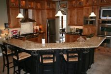 modular granite countertop kits how to choose the best granite countertops kit buungi