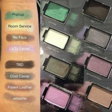 buxom single eyeshadow swatches swatches all of buxom s new eyeshadow bar singles daring makeup single eyeshadow eyeshadow