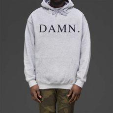 tde damn hoodie kendrick lamar damn hoodie wehustle menswear womenswear hats mixtapes more