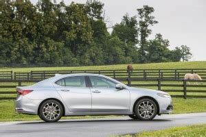 2015 acura tlx earns top safety pick award