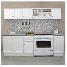 precios de cocinas integrales en homecenter paquete de cocina blanca 2 4 m the home depot m 233 xico