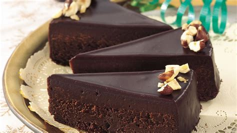 chocolate glazed fudge cake recipe pillsbury