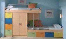 1000 images about dise 241 os de camas ni 241 s on car bed the roof and toddler bed - Modelos De Camas Literas Para Ninos
