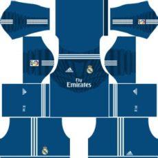 real madrid kits 2014 2015 league soccer - Real Madrid Goalkeeper Kit Dls