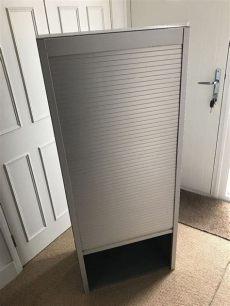 roller shutter kitchen cabinets ikea ikea roller shutter cupboard in bookham surrey gumtree