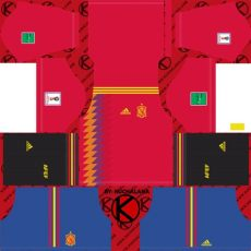 spain 2018 world cup kit league soccer kits kuchalana - Kit Dls 2019 Spain