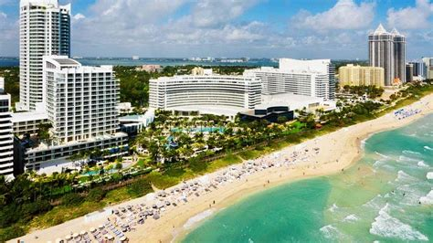 top10 recommended hotels 2019 miami beach florida usa