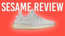 yeezy boost 350 v2 sesame on feet adidas yeezy boost 350 v2 sesame review on foot