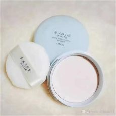 albion exage white conditioning powder top quality janpanese brand albion exage white conditioning powder soft makeup fix setting