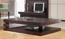 mesas de centro para salas pequenas modernas mesas de sala recibidor modernas bs 700 000 00 en mercado libre