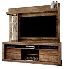 muebles rusticos para tv mueble home theater maraca color canela r 250 stico para tv de hasta 51 p