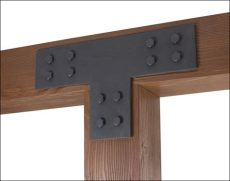 decorative metal brackets for wood beams 5 - Decorative Metal Brackets For Beams