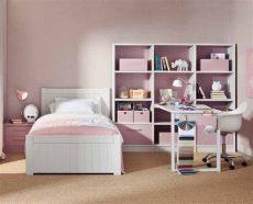 recamaras blancas para ninas dormitorio juvenil moderno 135 habitaciones infantiles habitaci 243 n infantil blanca
