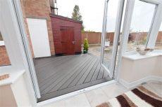 composite deck veneer lowes outside wedding floor for uneven ground deck veneer lowes wpc decking producer italia patio