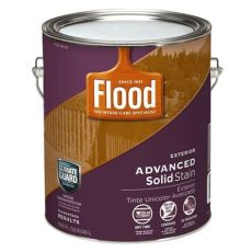 flood stain colors solid flood 1 gal advanced solid stain true white fld700 211 01 the home depot