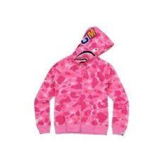 bape sweater pink bape jackets coats hoodie pink poshmark