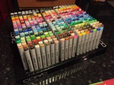 copic sketch markers complete set of 358 in washington tyne and wear gumtree - Copic Sketch 358 Set