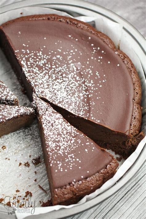easy flourless chocolate cake favorite family recipes