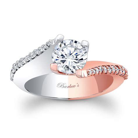 barkev white rose gold engagement ring 7928lt barkev
